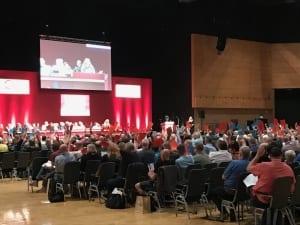 Trade Union Delegation