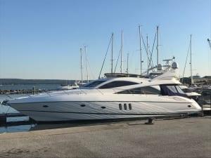Sunseeker Powerboat Charter