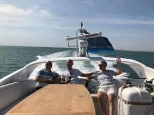 Eventscape boat charters