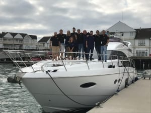 VIP Boat Charter Southampton