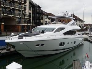 Luxury Powerboat