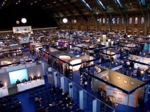 GMEX exhibition  shell scheme