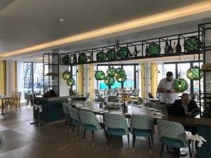 Harbour Hotel Restaurant Southampton