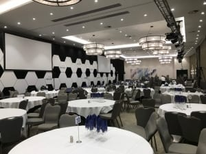 The Ageas Bowl Ballroom Southampton