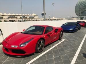 Private luxury car hire