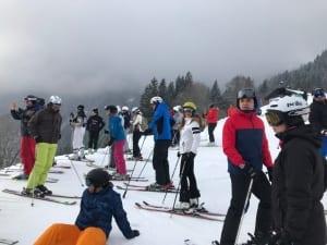 Corporate Ski Event Austria