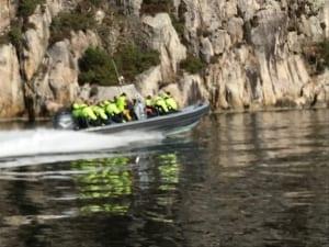 Rib Treasure Hunt The Fjords Norway