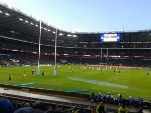 Twickenham-Rugby