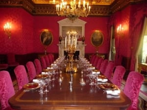 The Ritz dining experience