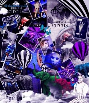 Eventscape - Dream-Circus-theming