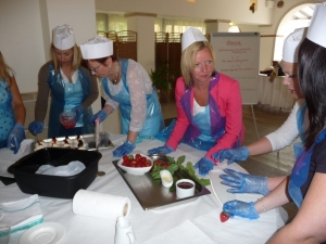 Team Building Cooking Challenges