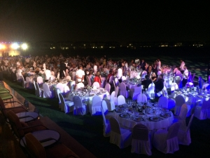 Outdoor Gala Dinner Dubai