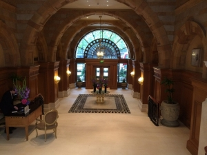 Landmark Hotel Foyer London