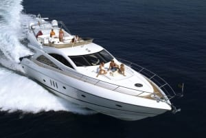 Sunseeker Manhattan-66 Luxury Powerboat Charter