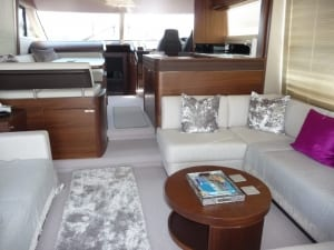 Princess-56-Flybridge-Powerboat-interior