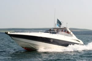 Sunseeker Powerboat