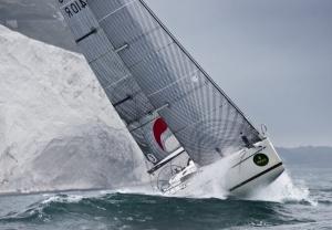 PREMIER FLAIR, Sail No: GBR 8410R, Team: GBR Red, Class: 3, Skipper: Jim Macgregor, Design: Elan 410