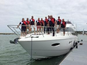 Luxury-Solent-Powerboat-Charter-